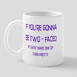 Two Faced Mug