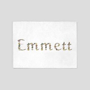 Emmett Seashells 5'x7' Area Rug