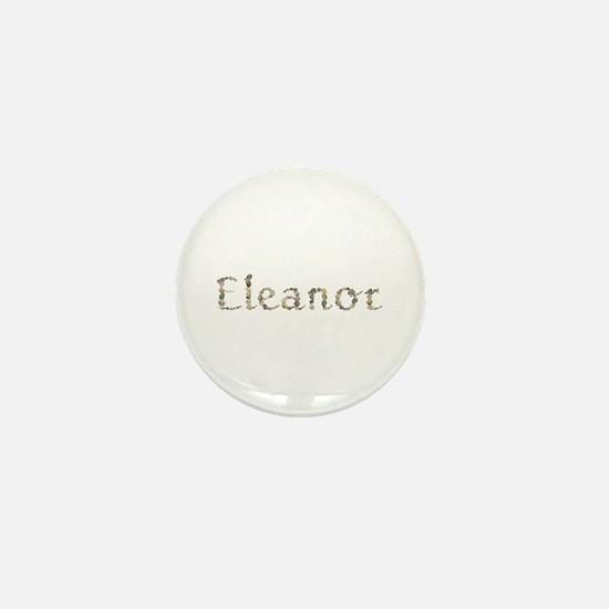Eleanor Seashells Mini Button