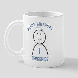 Happy B-day Terrence (1st) Mug