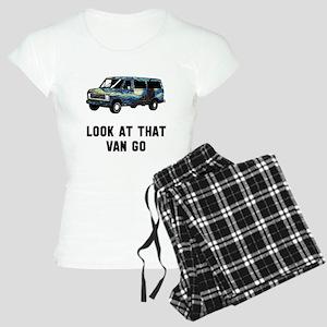 Look at that van go Women's Light Pajamas