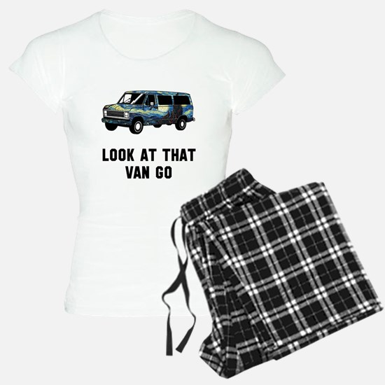 Look at that van go Pajamas