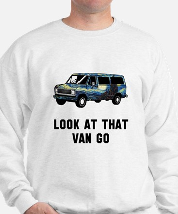 Look at that van go Sweatshirt