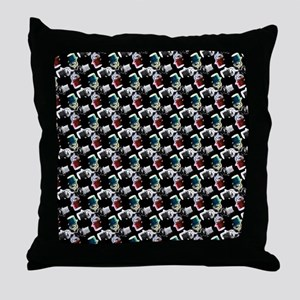 American Horror Story Freak Show Patt Throw Pillow