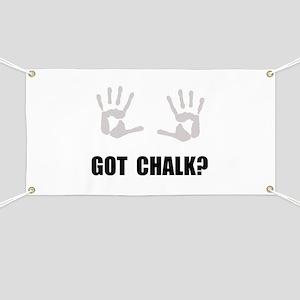 Got Chalk Banner