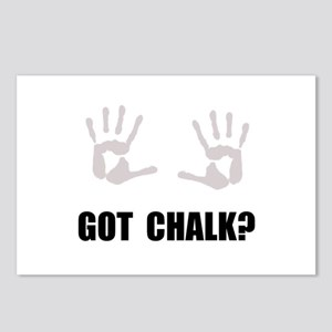 Got Chalk Postcards (Package of 8)