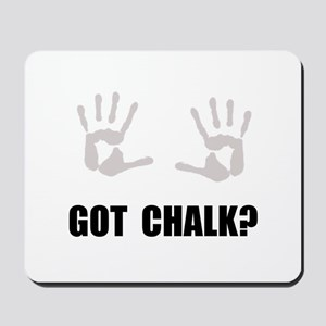 Got Chalk Mousepad