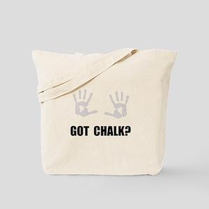 Got Chalk Tote Bag