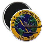USS HAYNSWORTH Magnet