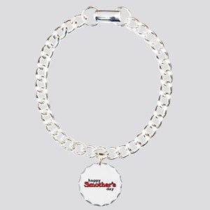 Happy Smother's Day Charm Bracelet, One Charm