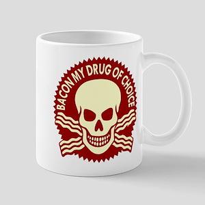 Bacon My Drug Of Choice Mug