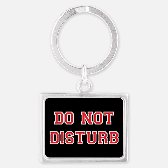 Do Not Disturb Keychains