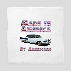 Edsel, Made in America Queen Duvet
