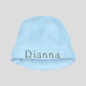 Dianna Seashells baby hat