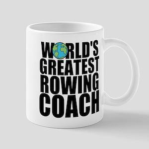 World's Greatest Rowing Coach Mugs