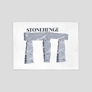 Stonehenge 5'x7'Area Rug