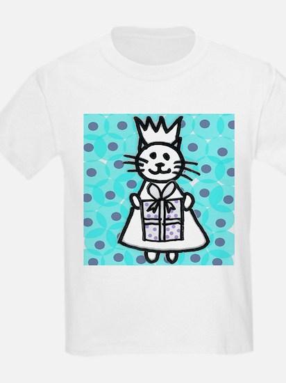 Birthday Kitten T-Shirt