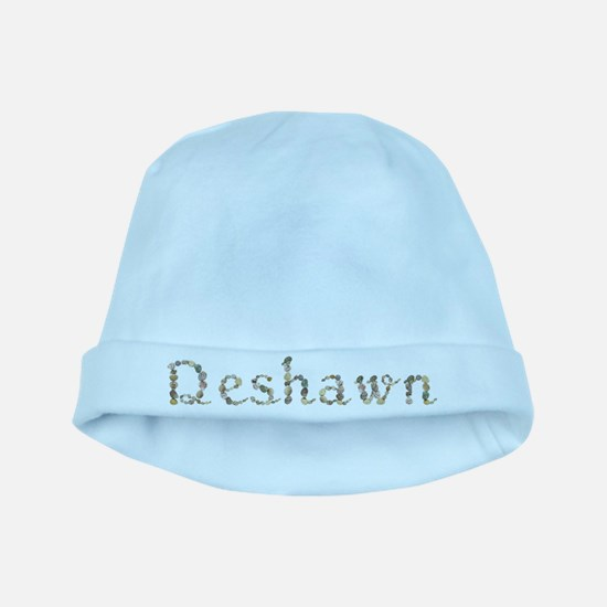 Deshawn Seashells baby hat