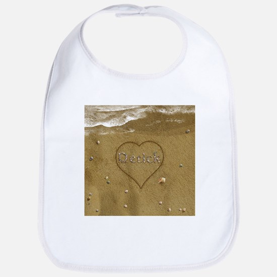 Derick Beach Love Bib