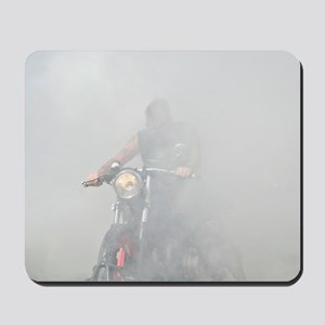 Smoke Rider Mousepad