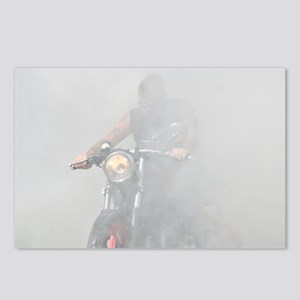 Smoke Rider Postcards (Package of 8)