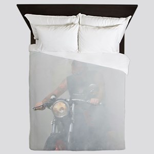 Smoke Rider Queen Duvet