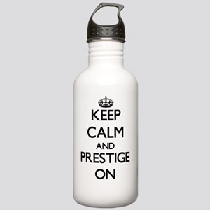 Keep Calm and Prestige Stainless Water Bottle 1.0L
