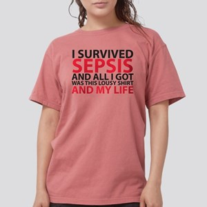 Sepsis Alliance I Survived Tee T-Shirt