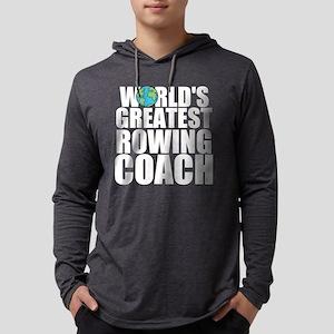 World's Greatest Rowing Coach Long Sleeve T-Sh