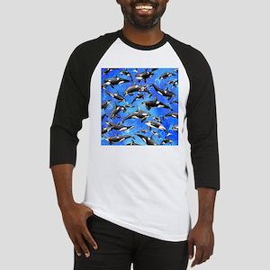 Orca Baseball Jersey