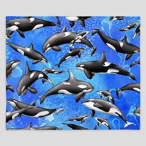Orca King Duvet