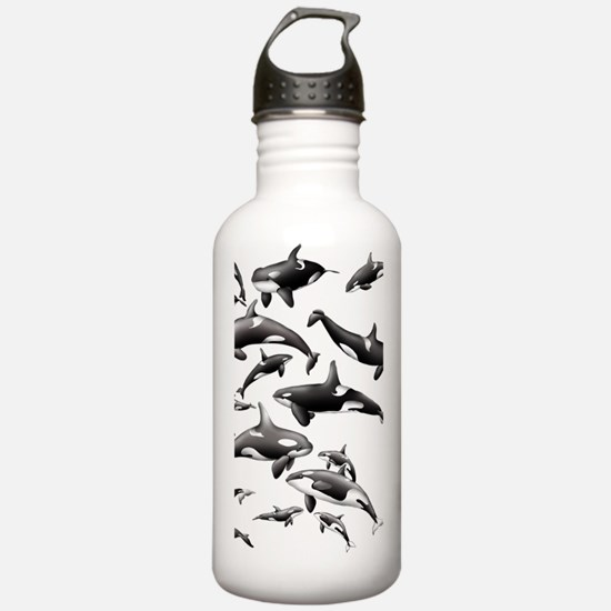 Orca Water Bottle