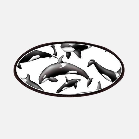 Orca Patch