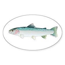Steelhead rainbow trout Sticker