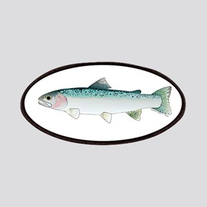 Steelhead rainbow trout Patch