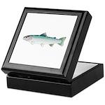 Steelhead rainbow trout Keepsake Box