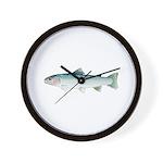Steelhead rainbow trout Wall Clock