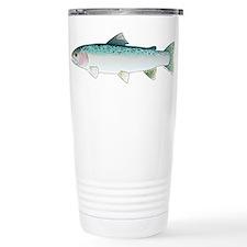 Steelhead rainbow trout Travel Mug