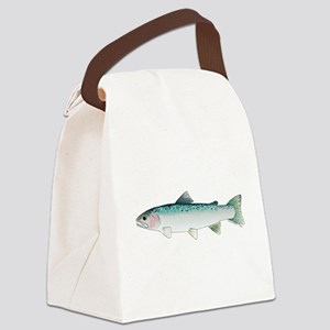 Steelhead rainbow trout Canvas Lunch Bag