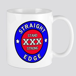 Straightedge Mug