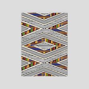 Tribal goodness 5'x7'Area Rug