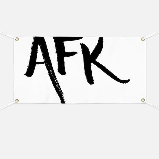 AFK Banner