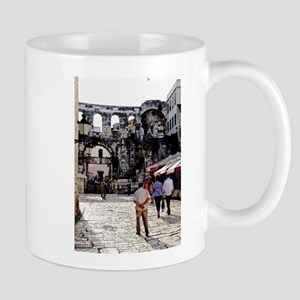 Lost In Thought and Time Mugs