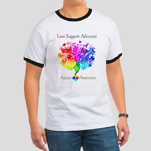 Autism Spectrum Tree Ringer T