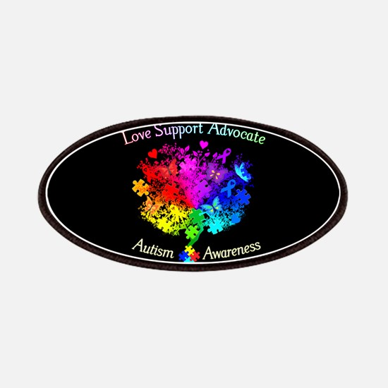 Autism Spectrum Tree Patch
