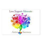 Autism Postcards