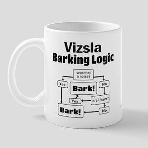 Vizsla Logic Mug