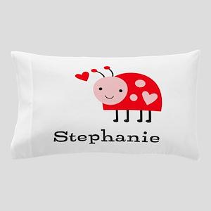 Ladybug (p) Pillow Case