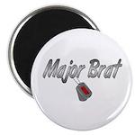 Navy Major Brat ver2 Magnet