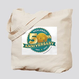 Pickleball Anniversary Tote Bag